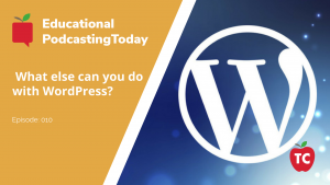 Creating Great Websites using WordPress