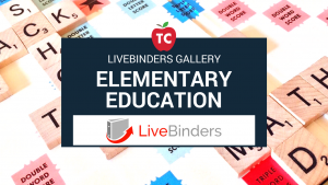 Elementary Education Livebinders Gallery