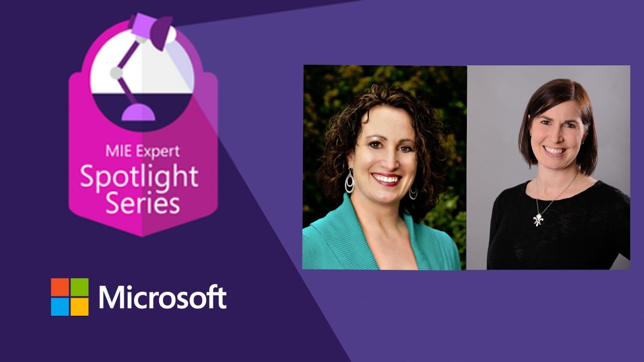 Microsoft Innovative Educator Podcast