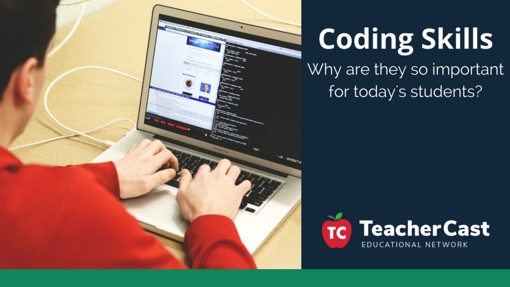 Coding in Education - TeacherCast Guest Blog