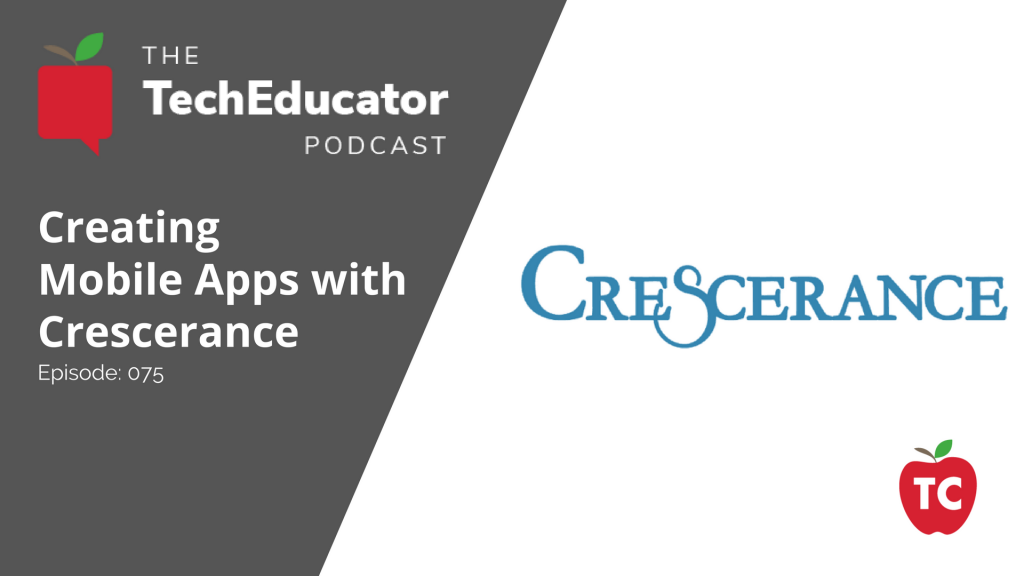 Creating Mobile Apps with Crescerance