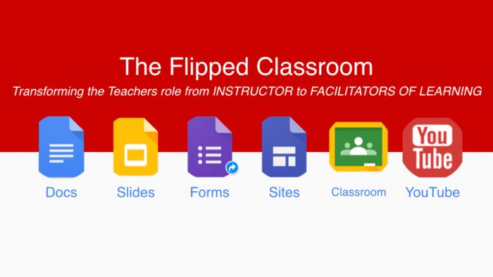 Flipping Google Apps