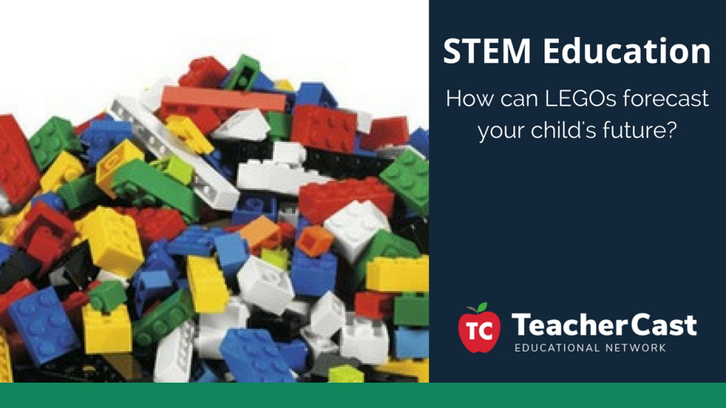 How can LEGOS forecast your future - TeacherCast Guest Blog