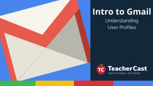 Intro to Gmail User Profiles