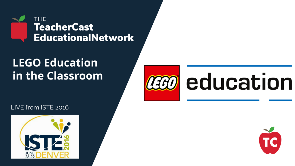 LEGO Education - ISTE 2016