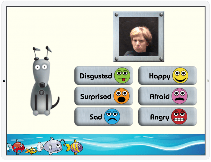 Learn with Rufus Feelings and Emotions App