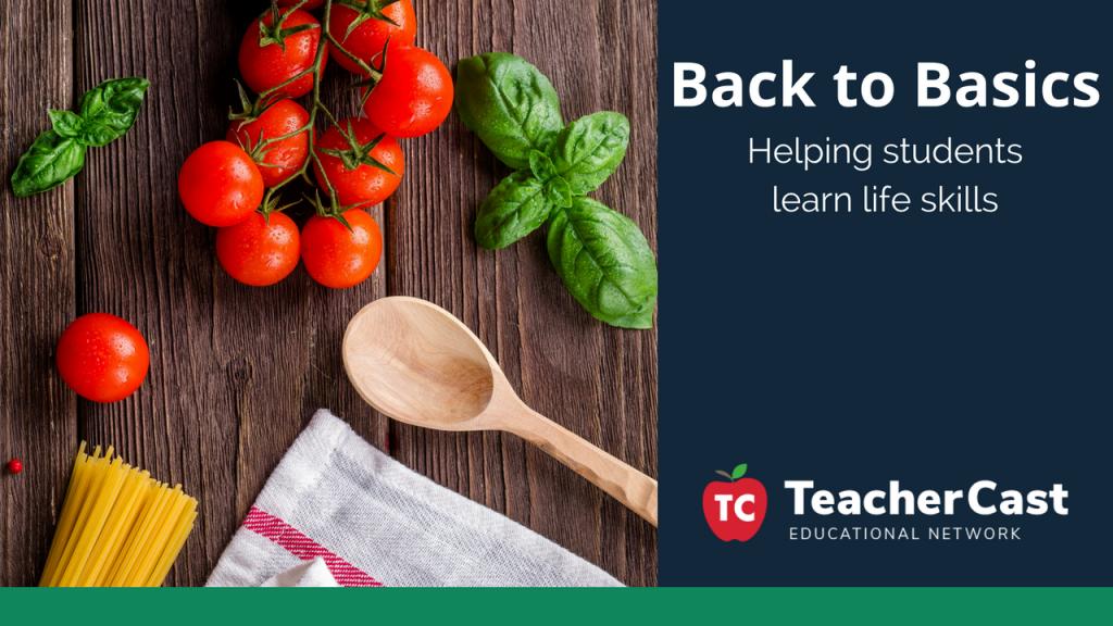 Learning Life Skills in Education - TeacherCast Guest Blog