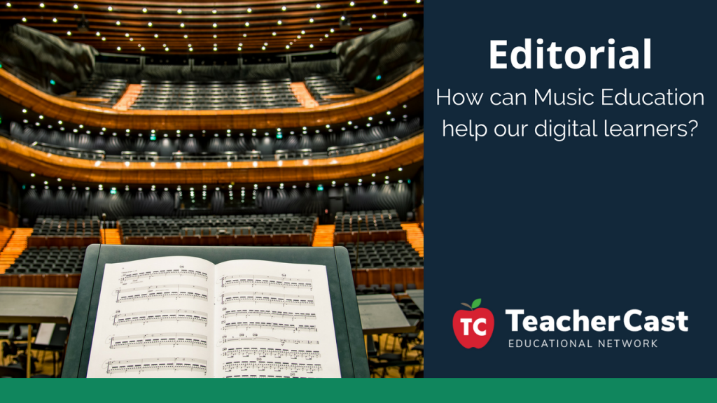 Music Education - TeacherCast Guest Blog