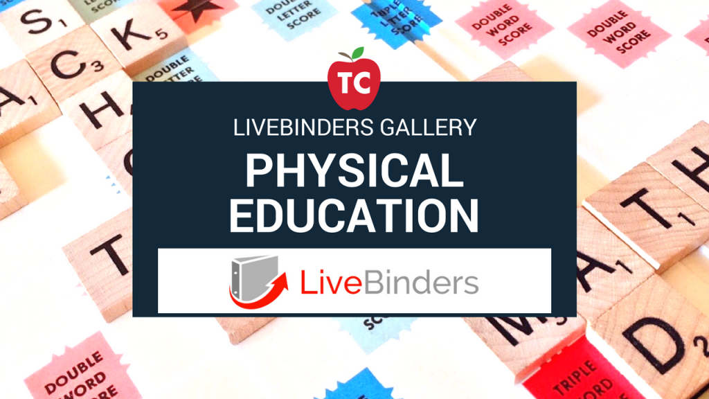 Physical Education Livebinders Gallery