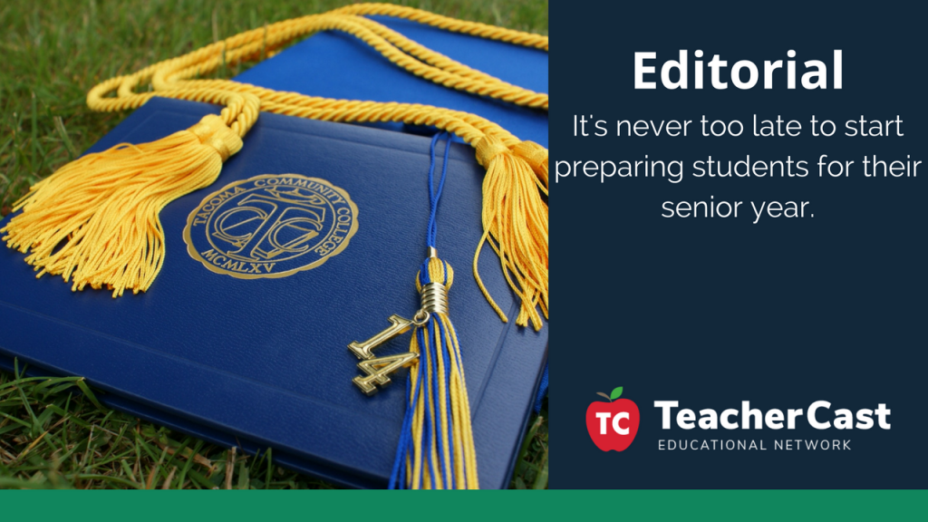 Preparing students for graduation - TeacherCast Guest Blog