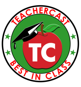 TeacherCast Best in Class Award