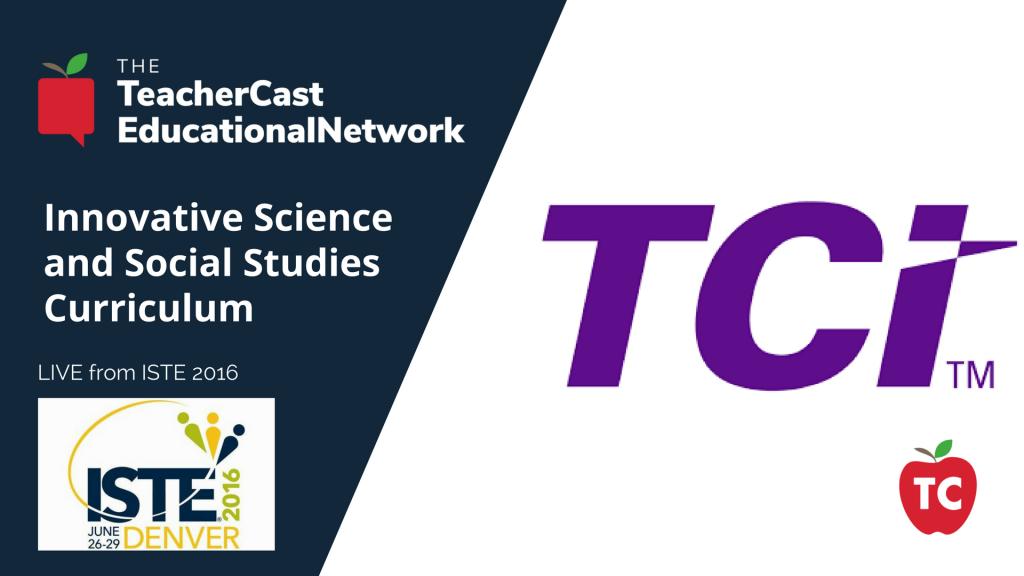 TCI - ISTE 2016