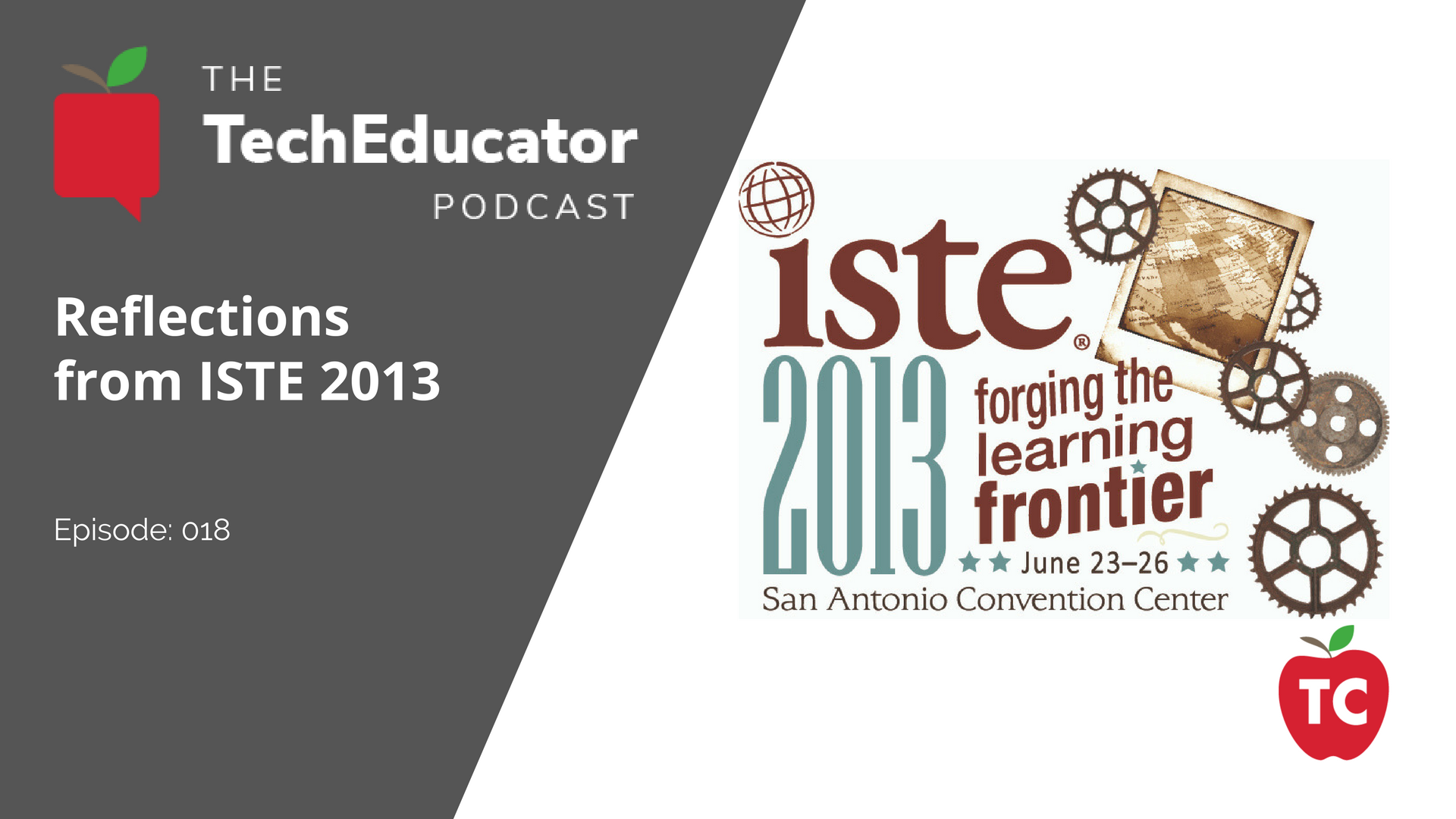 ISTE 2013 Conference