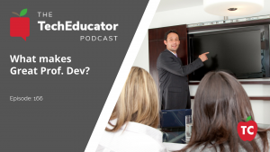 What makes great professional development?