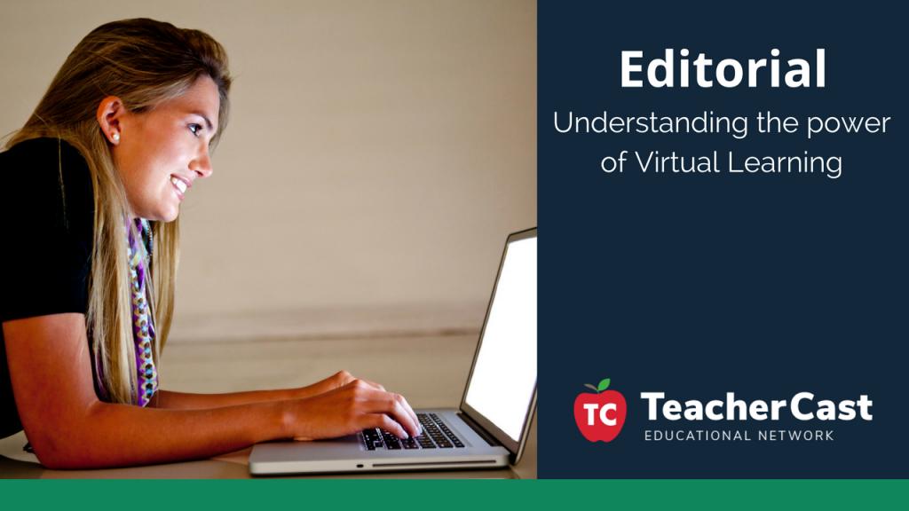 The power of Virtual Learning - TeacherCast Guest Blog