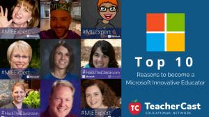 Top 10 MIE Experts 2018 - TeacherCast Blog