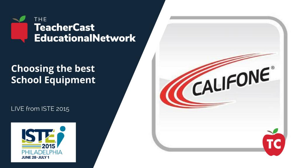 Califone - ISTE 2015