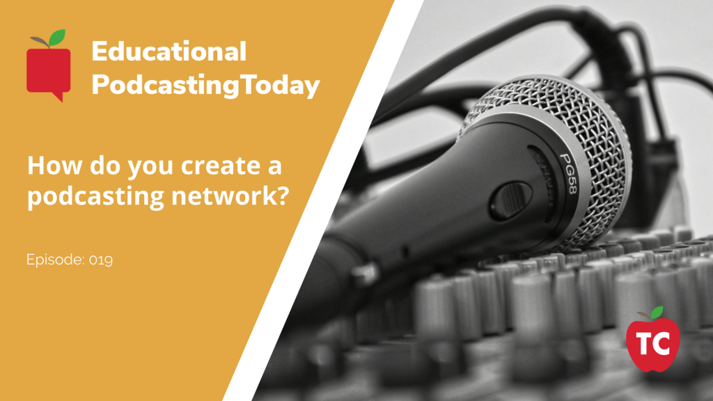 Creating a Podcasting Network