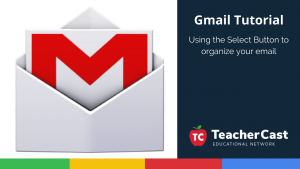 Gmail Select Button