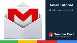 Gmail Unsending an Email