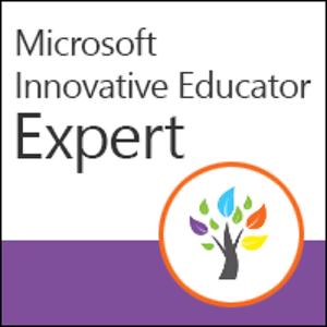 Microsoft Innovative Educator Expert
