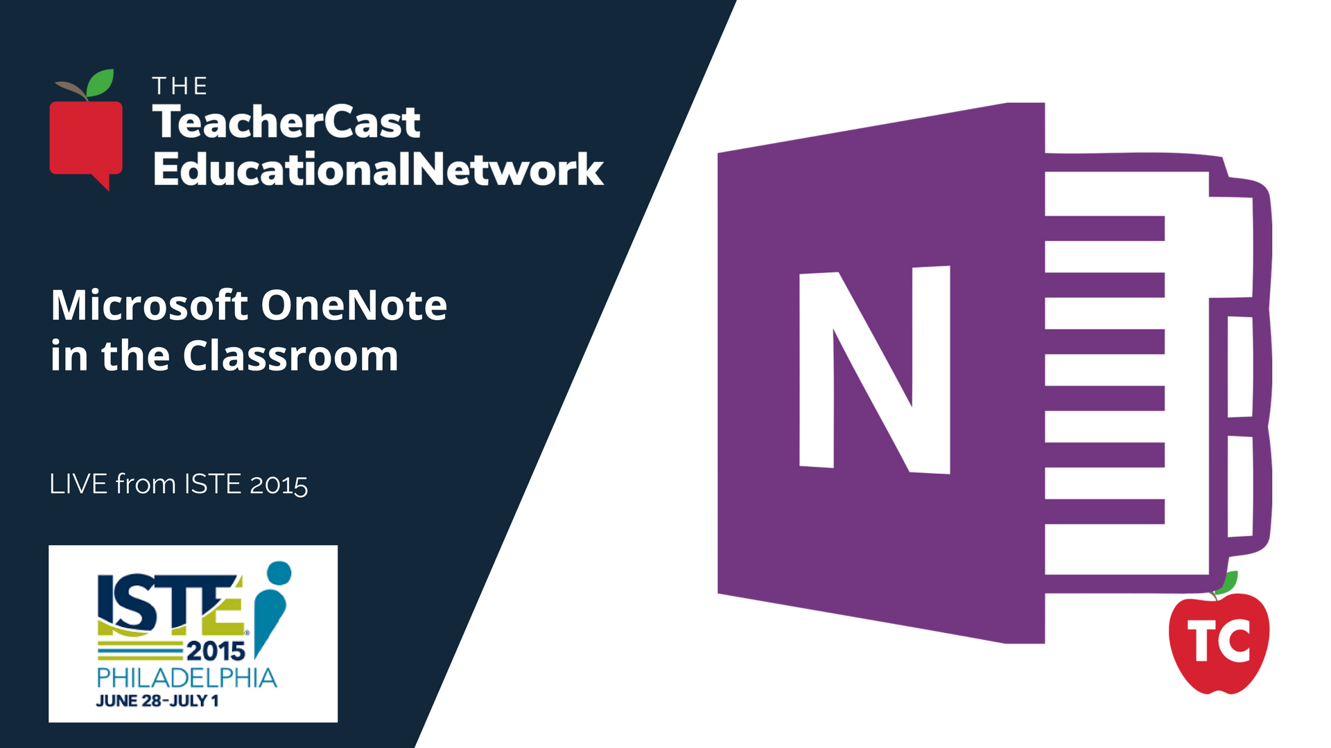 Microsoft OneNote in the Classroom - ISTE 2015