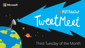 Microsoft TweetMeet Sidebar
