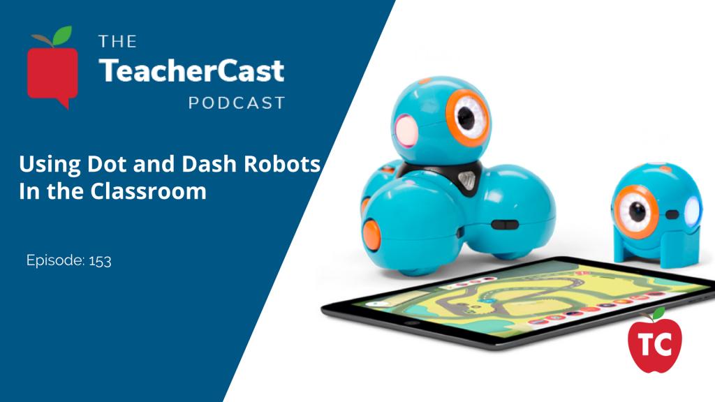 Dot and Dash from WonderWorkshop