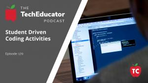 Student Driven Coding Activities