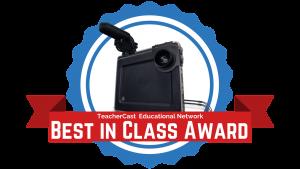 Padcaster: TeacherCast Best in Class Award Winner