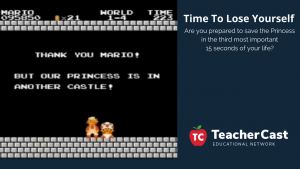 Time to Save the Princess