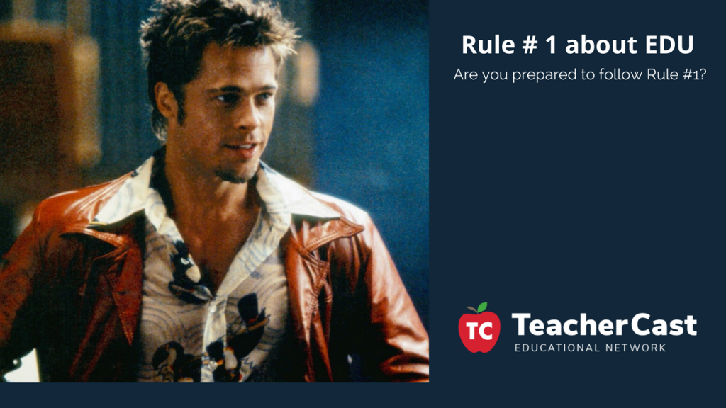 What can Educators Learn from FightClub