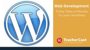 20 Minute WordPress Tutorial