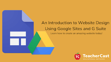 An Introduction to Web Design with Google Sites and G Suite