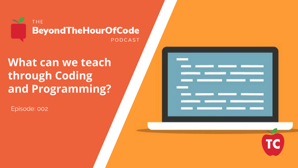 What can we teach through Coding and Programming