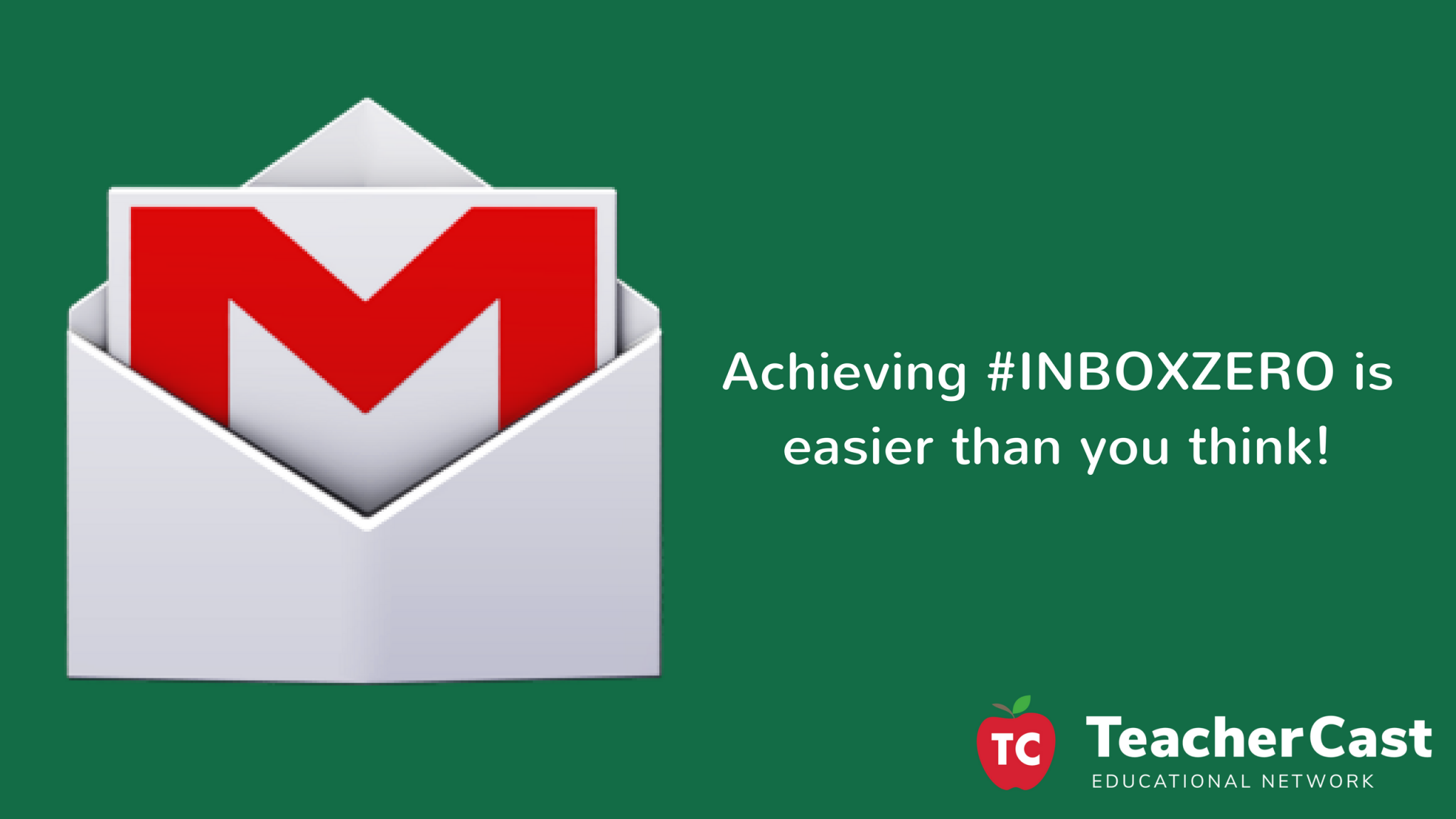 Gmail Workshop: How to achieve Inbox Zero