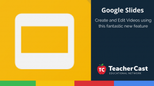 Google Slides as a Video Editor