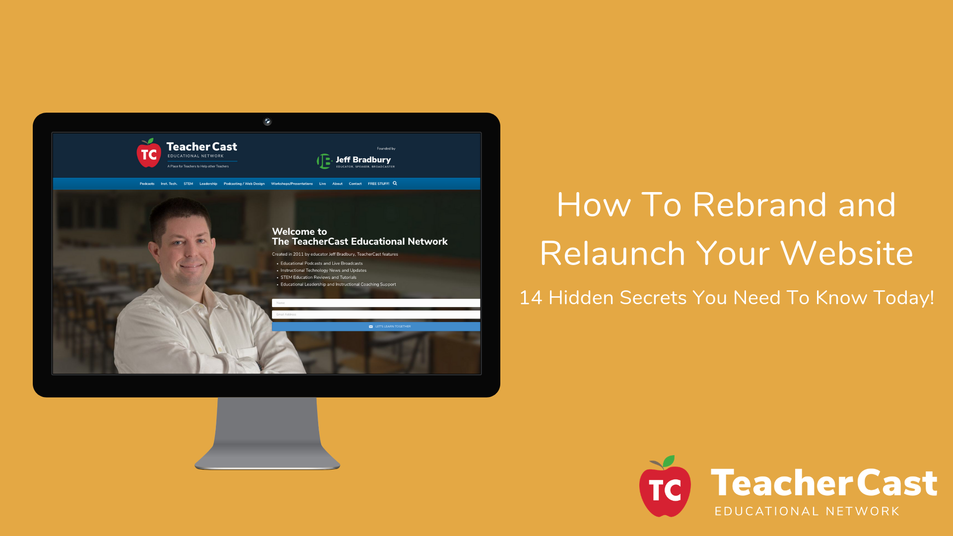 How To Rebrand and Relaunch Your Website