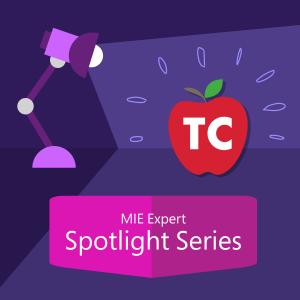Microsoft Innovative Educator Podcast Square