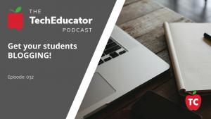 Student Blogging Activities