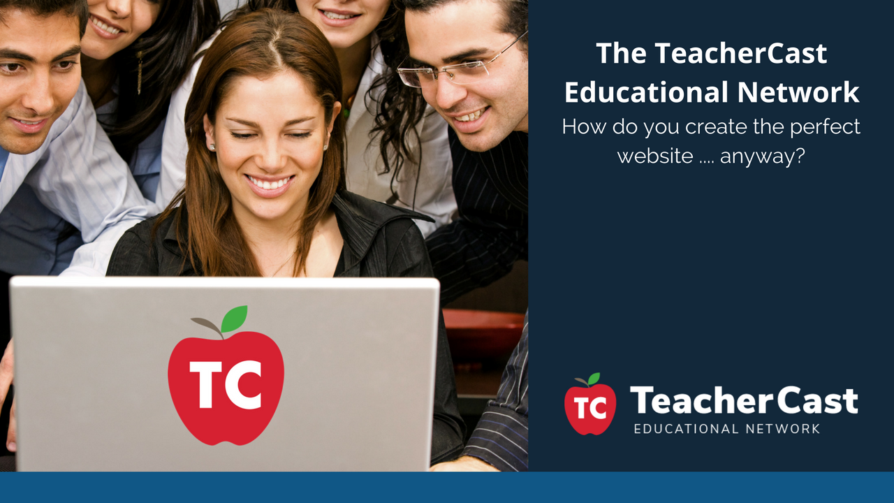 TeacherCast Relaunch Blog