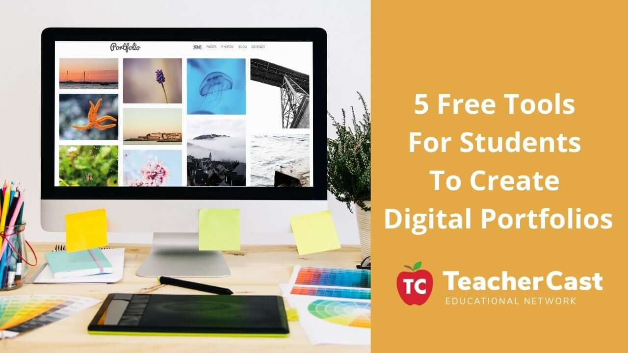 Tools For Creating Digital Portfolios