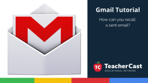 Recalling a Sent Email in Gmail