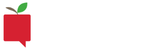 TeacherCast App Spotlight Graphic White