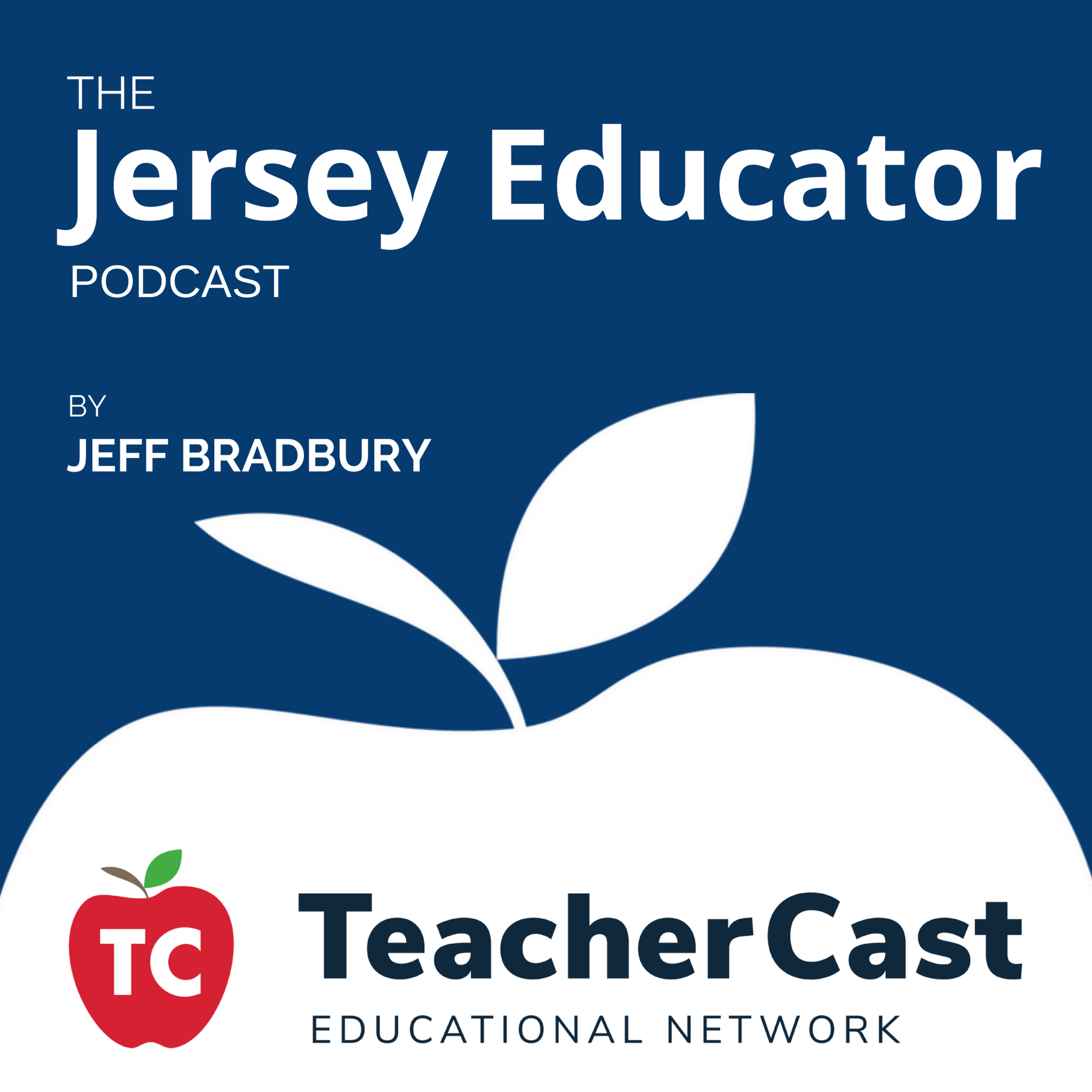 The Jersey Educator Podcast Master iTunes Square