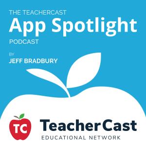 The TeacherCast App Spotlight Master iTunes Square