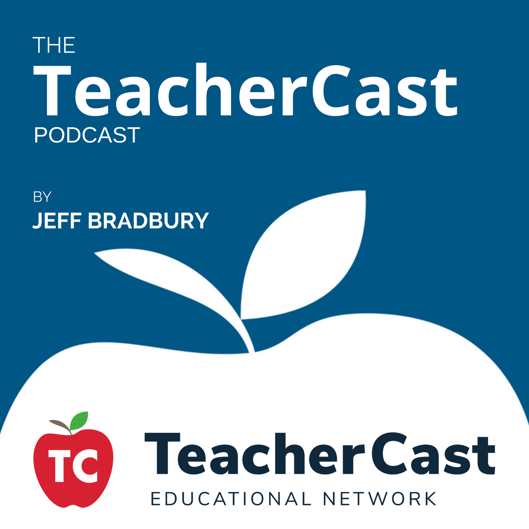 The TeacherCast Podcast Master iTunes Square