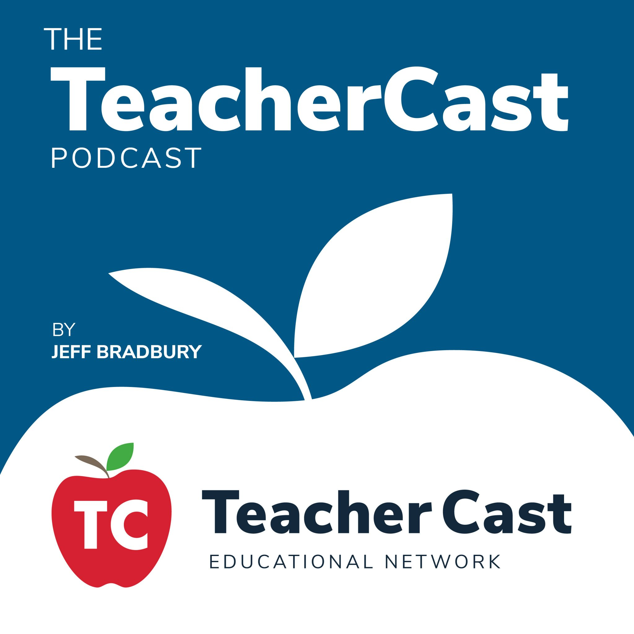 The TeacherCast Podcast iTunes Square
