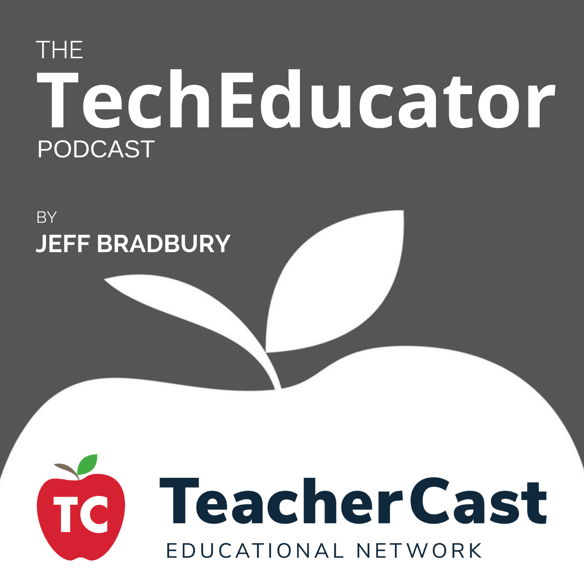 The TechEducator Podcast Master iTunes Square