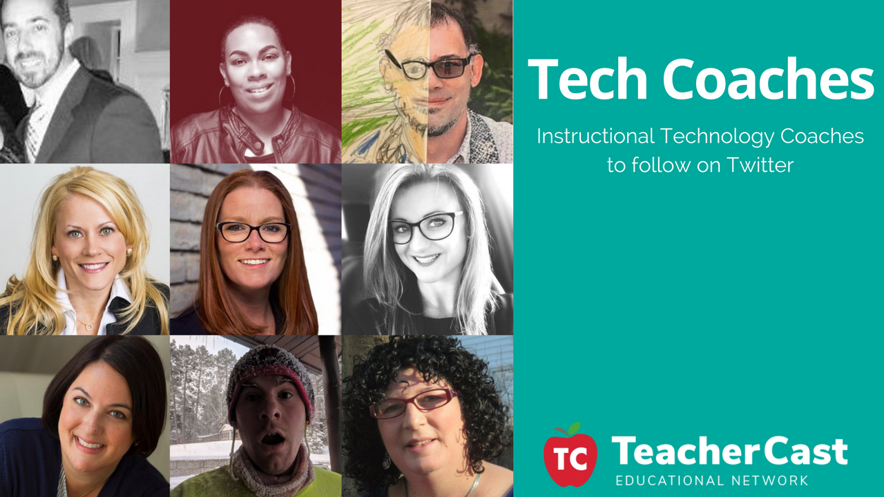 Top 10 Instructional Technology Coaches